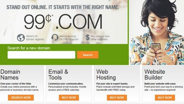 Domain name registrar GoDaddy wants to tap financial markets this year with an IPO.