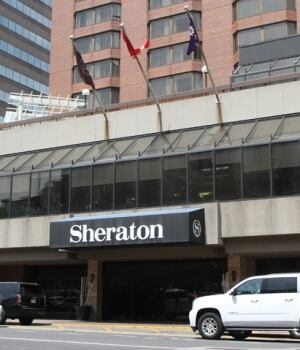 Sheraton Hotel Ride to Conquer Cancer donation theft