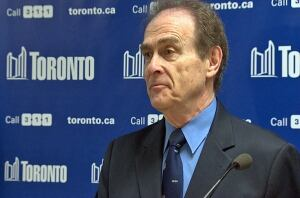 Deputy Mayor Norm Kelly takes question about campaign length