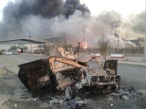 Iraq Mosul violence