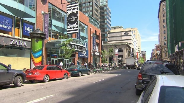 Montrealers have until December to submit ideas on how to revamp downtown's Ste-Catherine St.