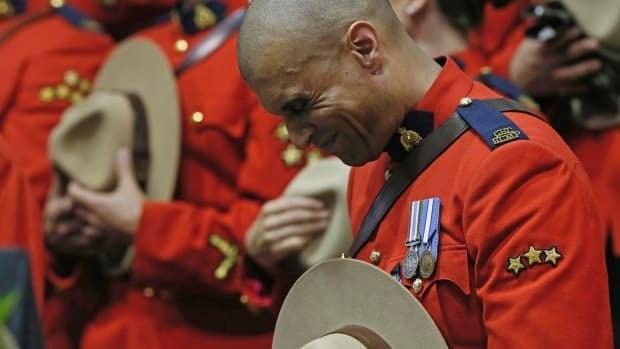 RCMP mourn slain colleagues
