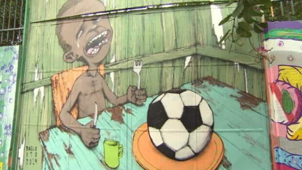 World Cup anger in Brazil