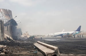 Pakistan airport attacks