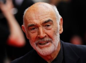 BRITAIN Sean Connery Scotland