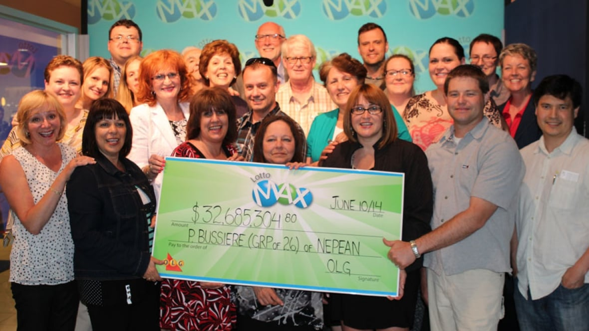 Biggest Lottery In Canada