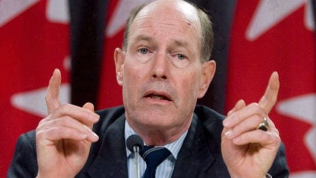 David Dodge is taking issue with the notion that balancing government budgets as quickly as possible is the key to a strong economy, or that it is a wise policy at the moment.