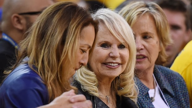 Shelly Sterling, middle, sought the emergency court hearing to ensure the sale of the L.A. Clippers proceeds without a hitch.