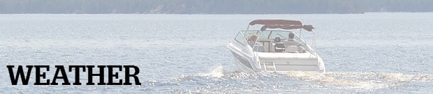 Sudbury Daystarter - Weather (summer)