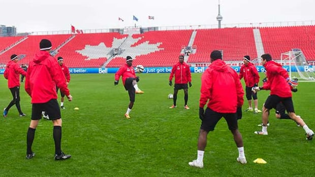 Canada's men's soccer team has not won since being knocked out of World Cup qualifying in a 8-1 humiliation in Honduras in October 2012.
