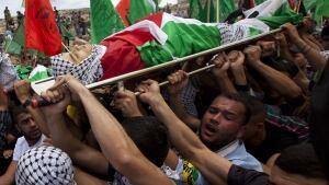 Mideast Israel clashes
