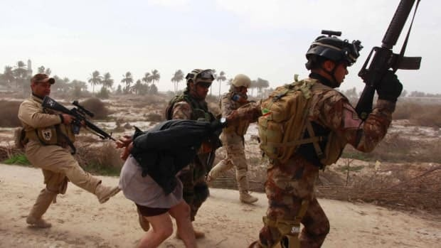 Iran and U.S. have common cause in Iraq