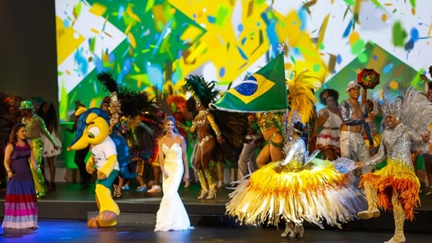 Watch our exclusive live stream of the FIFA World Cup of Soccer opening ceremony from Arena de Sao Paulo at 2 p.m. ET.
