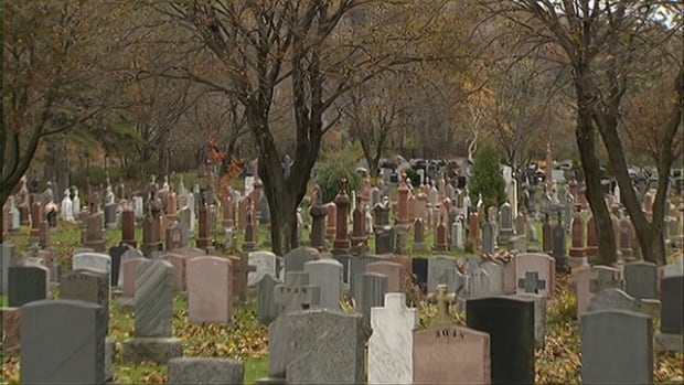 Notre-Dame-des-Neiges cemetery is the largest in Canada and Quebec's most famous graveyard.