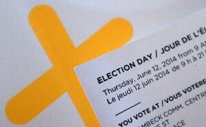 Ontario Election 20140612