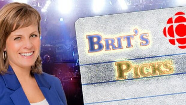 Our entertainment specialist Britainy Robinson is here to help you plan your weekend.