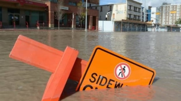 The Insurance Bureau of Canada is testing a tool that will determine what areas of a city are prone to flooding.