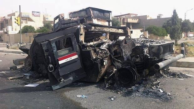 Militants threaten Baghdad