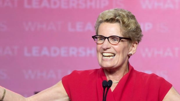 "On the campaign trail, Ontario Premier Kathleen Wynne promised a ""made-in-Ontario"" pension plan and insisted that the province must balance the books."
