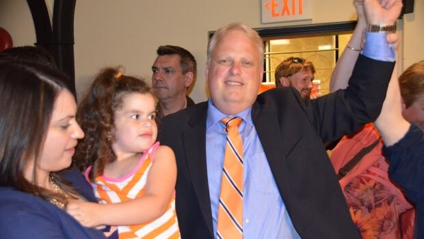 Joe Cimino is the new NDP MPP for the Sudbury riding. He won the June 12 election with 42.4 per cent of the vote.