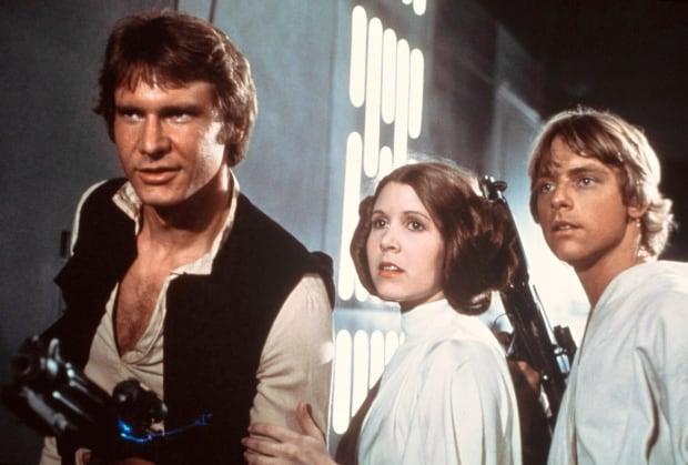 Harrison Ford-Han Solo-Star Wars