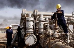 Mideast Iraq Oil