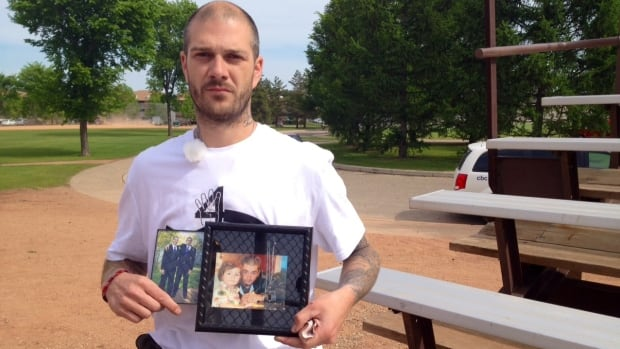 Chad Boulet is helping organize a slo-pitch tournament in memory of his brother.