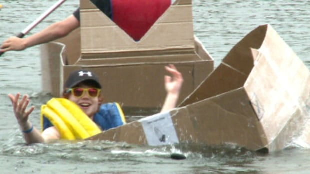 It was sink or swim for the boats at the final test Friday.