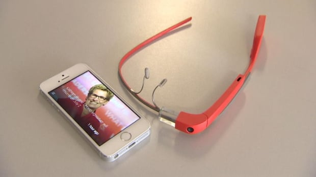 Oh Media's Google Glass app uses CBC News stories to put breaking news right in front of the user's eyes.