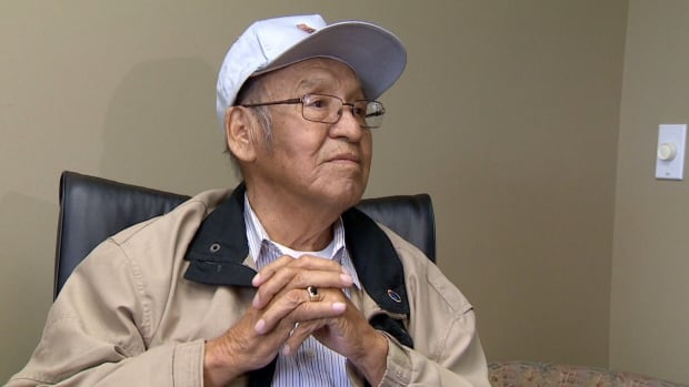 Ernie Black Rabbit never received a settlement despite spending a decade in a residential school.