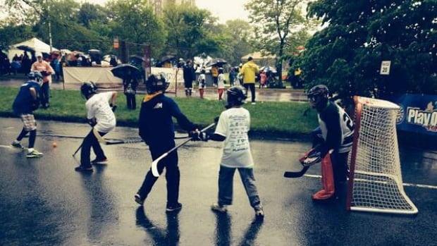 Play On! Halifax street hockey tournament kicks off Saturday in Halifax.