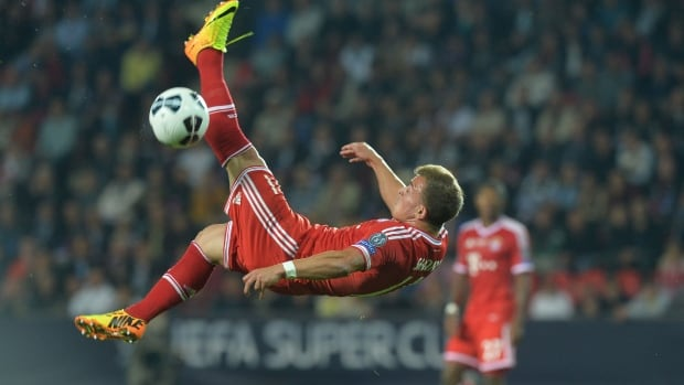 Swiss midfielder Xherdan Shaqiri will be key to Switzerland's success at the FIFA World Cup.