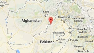 Pakistan airstrikes