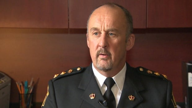 Graham Rogerson says he's confident cell phones aren't being smuggled into the province's prisons for inmate use.