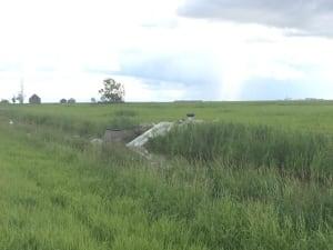 Sask plane crash