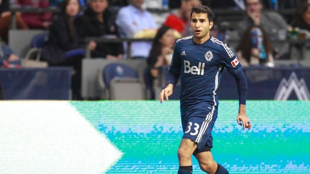 As seen here, Iran's Steven Beitashour is a member of the Vancouver Whitecaps FC in the MLS. He will have to make an impact if Iran hopes to advance.