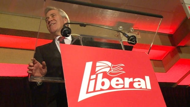 Liberal Leader Dwight Ball rallied the party faithful during a weekend convention in Gander.