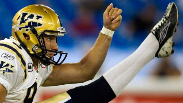 Veteran Blue Bombers punter Mike Renaud will remain in that role this season, his fifth in the CFL. Fellow Canadian newcomer Lirim Hajrullahu will handle field goals and kickoffs, says rookie Winnipeg head coach Mike O'Shea.