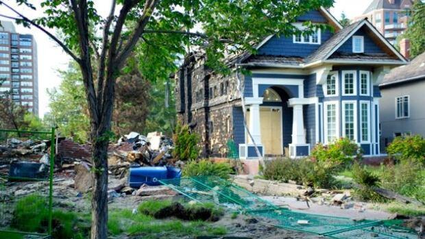 Roxboro was one of the hardest hit neighbourhoods in Calgary.