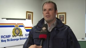 RCMP Const. Burns Anderson