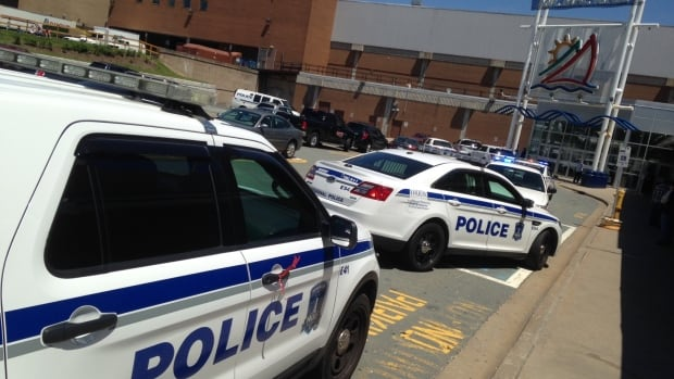 Reports of an armed man at Mic Mac Mall prompted a significant police response Tuesday afternoon.