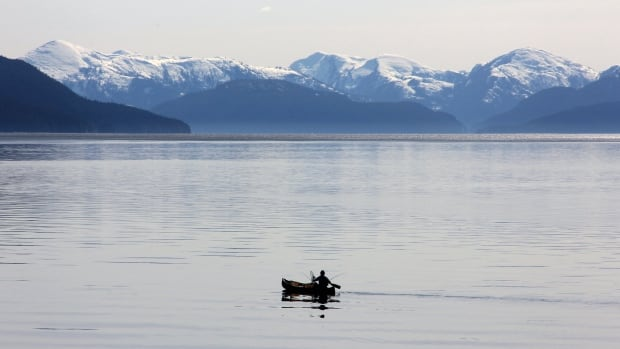 Enbridge Inc plans to build its Northern Gateway pipeline terminal in the Kitimat Arm of the Douglas Channel in northern British Columbia. Opponents of the pipeline have raised concerns about what might happen in case of a spill.