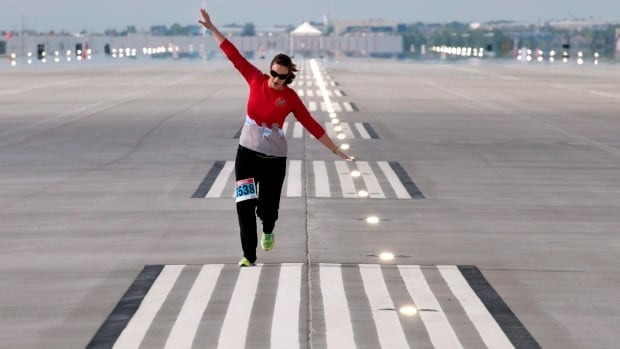 The Calgary International Airport introduced the public to its new 14,000-foot runway with a public run on June 14 . The province should see 3.5 per cent growth in 2014, the Conference Board of Canada says.