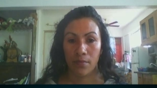 Adriana Castillon Santana, 35, answered an ad in Puerto Vallarta, Mexico, looking for people to work in Canada. However, she says Global Hire did nothing to support her when she arrived.