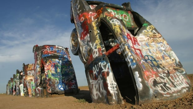 Cadillac Ranch, a longtime American roadside attraction near Amarillo, Texas, was created in 1974 by Stanley Marsh 3. The eccentric businessman-turned-artist died on Tuesday.
