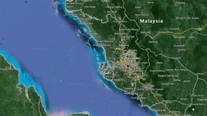 MALAYSIA BOAT SINK