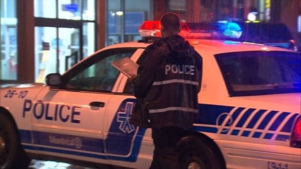 Montreal police are investigating after a woman was killed in a hit and run on Tuesday evening.
