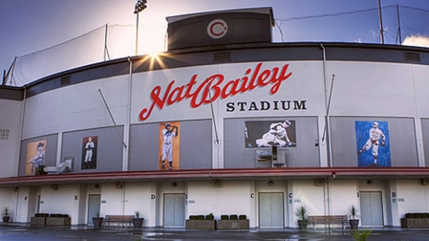 Vancouver's Nat Bailey stadium welcomes thousands of fans each year.