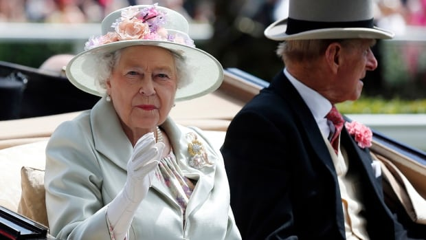 Queen Elizabeth II and Prince Philip, seen at the Royal Ascot festival on Wednesday, will visit the Belfast studios where TV's smash hit Game of Thrones is partially filmed.