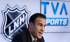 TVA NHL Broadcast 20131126